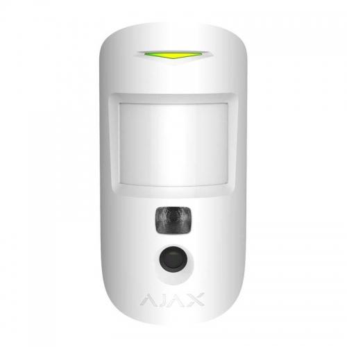 MotionCam ІЧ датчик руху з камерою для фотоверіфікації тривог