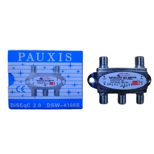 Комутатор DiSeG 1/4 PAUXIS PX 4166